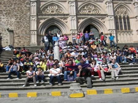 Asistentes Encuentro Niños Guadalupe 2009